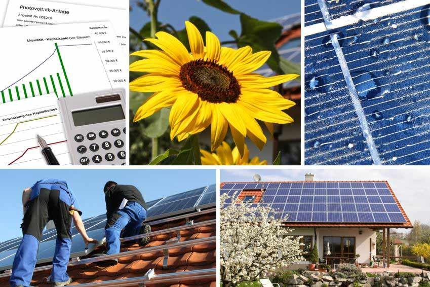 Erneuerbare Energien. Magdeburg und Umgebung
