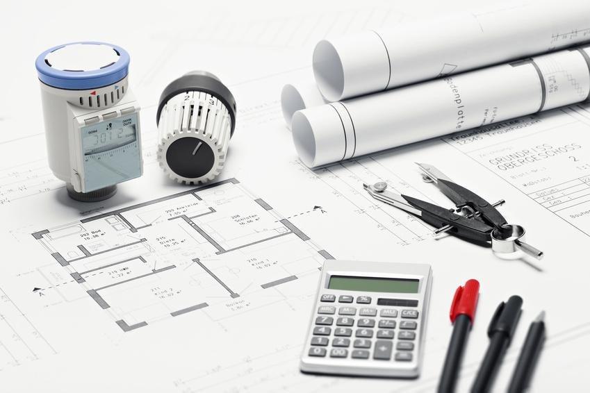 Planung einer Gasheizungsanlage
