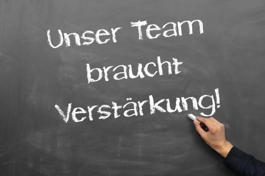 Verstärkung im Team in Magdeburg, offene Stellen