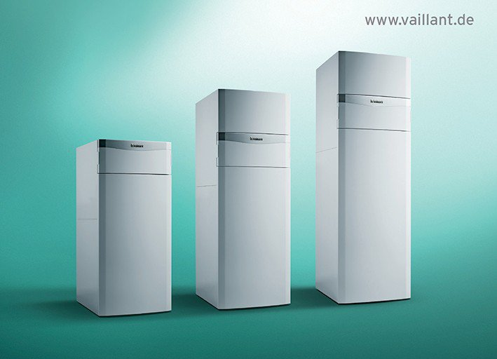 Vaillant Gas-Brennwertsystem ecoCOMPACT